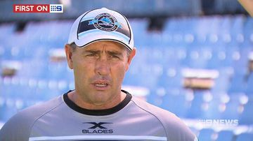 VIDEO: Sharks coach Shane Flanagan anoints the next Ben Barba