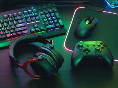 Gaming equipment