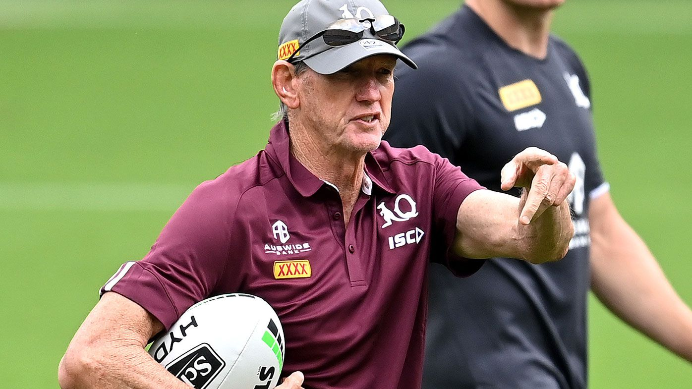 Queensland Maroons name 21-man ahead of Origin Game 1