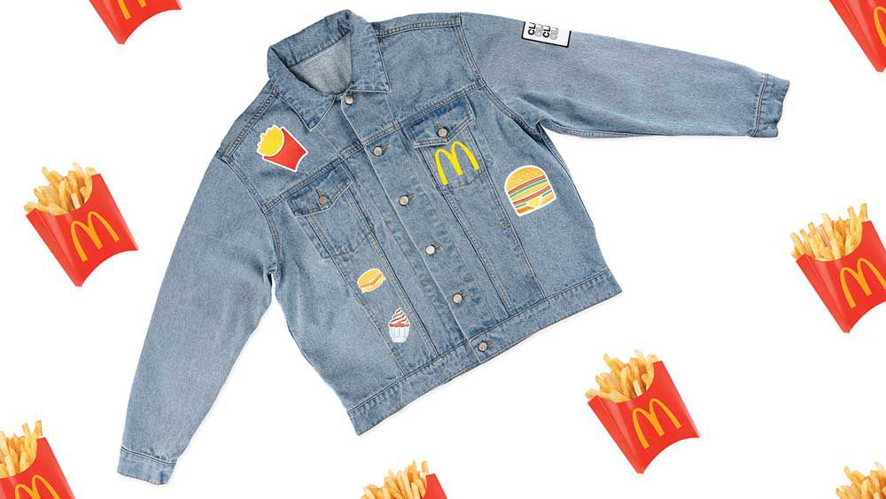 Wear your Maccas