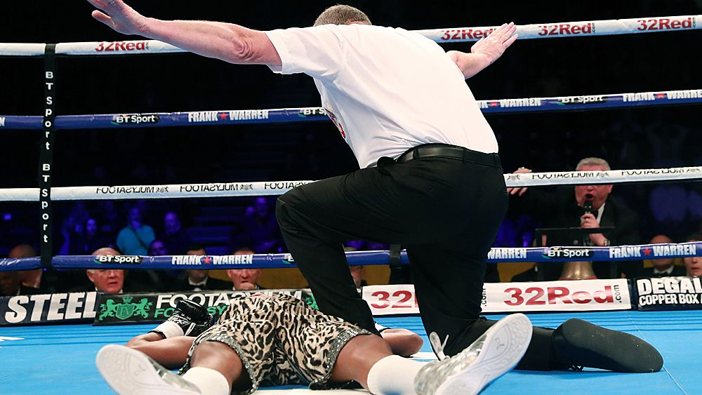 Watch The Fastest Knockout In A Championship Fight In Boxing History