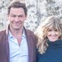 Dominic West says marriage to Catherine FitzGerald 'completely fine'