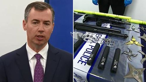 Government lauds 1000 arrests by anti-gang squad in vow to stop gang crime