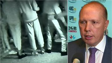 African gang violence will 'result in death' if not solved: Dutton