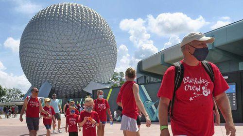 Disney World remains open despite the coronavirus pandemic.