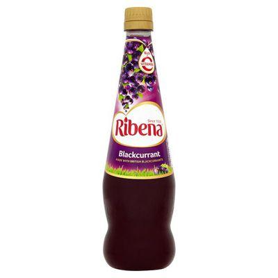 <strong>Ribena Blackcurrant Juice = 10.2 grams of sugar per 100ml</strong>
