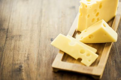 <strong>14. Swiss cheese</strong>