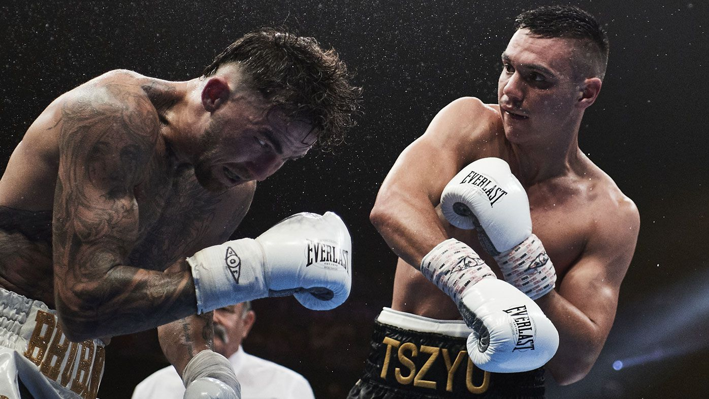 No longer just 'the son', Tim Tszyu takes Aussie mantle from Horn