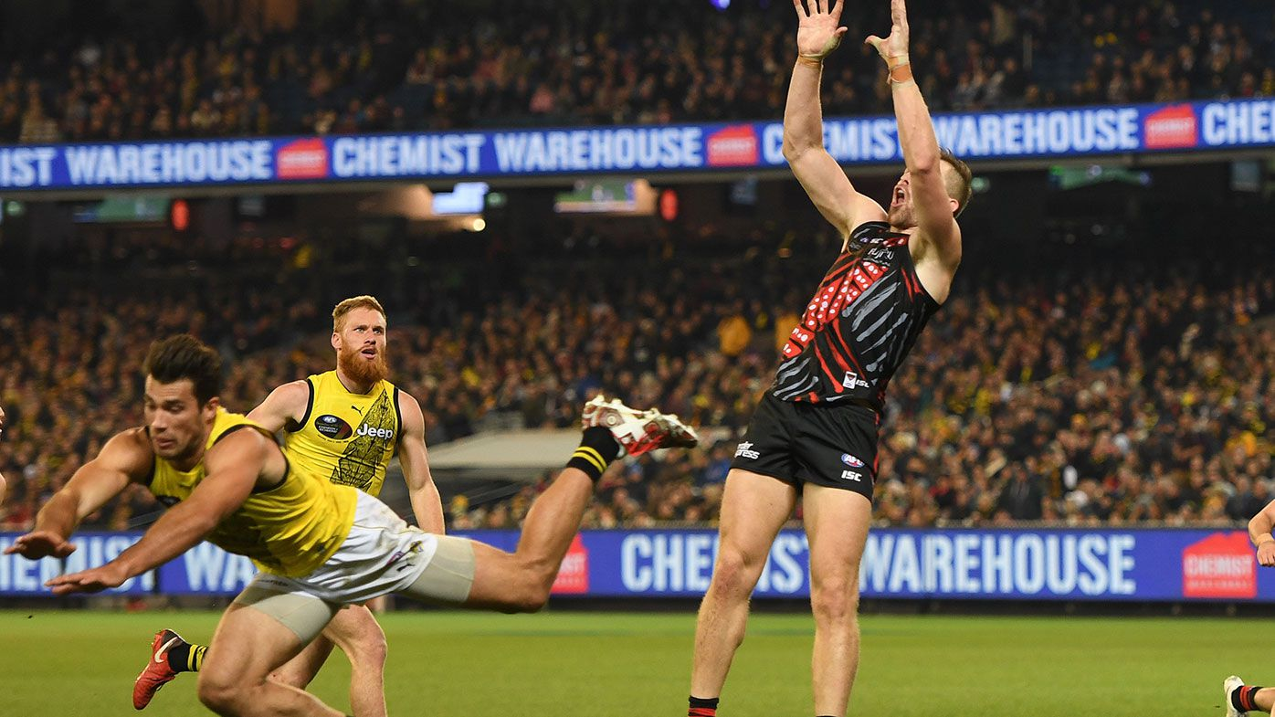 Matthew Lloyd says embarrassment of staging will live with Alex Rance forever