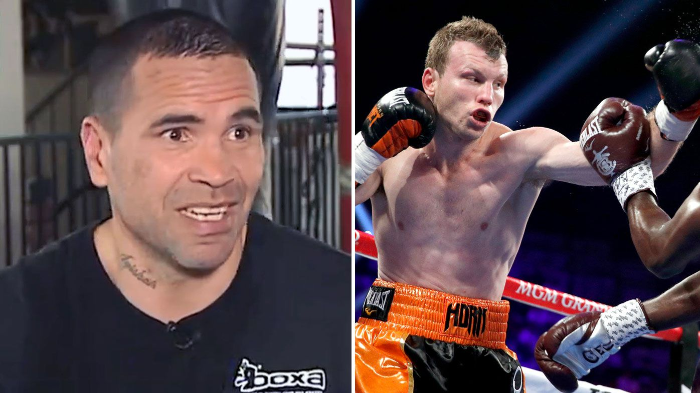 I'm going to put Jeff Horn in an ambulance: Anthony Mundine