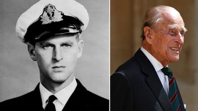 Prince Philip for VJ Day, August 2020