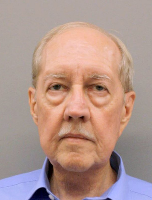 William Anthony Hall was sentenced yesterday following his conviction for the 2017 fatal shooting of 67-year-old attorney James Garza in a Houston post office parking lot.