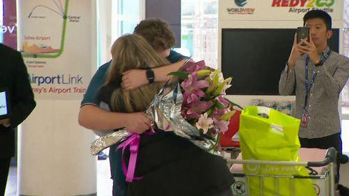 New Zealand travel bubble airport arrivals Australia