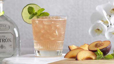 "Recipe:<a href=""http://kitchen.nine.com.au/2018/02/27/13/27/salted-plum-margarita-cocktail"" target=""_top"">Salted plum cocktail</a>"