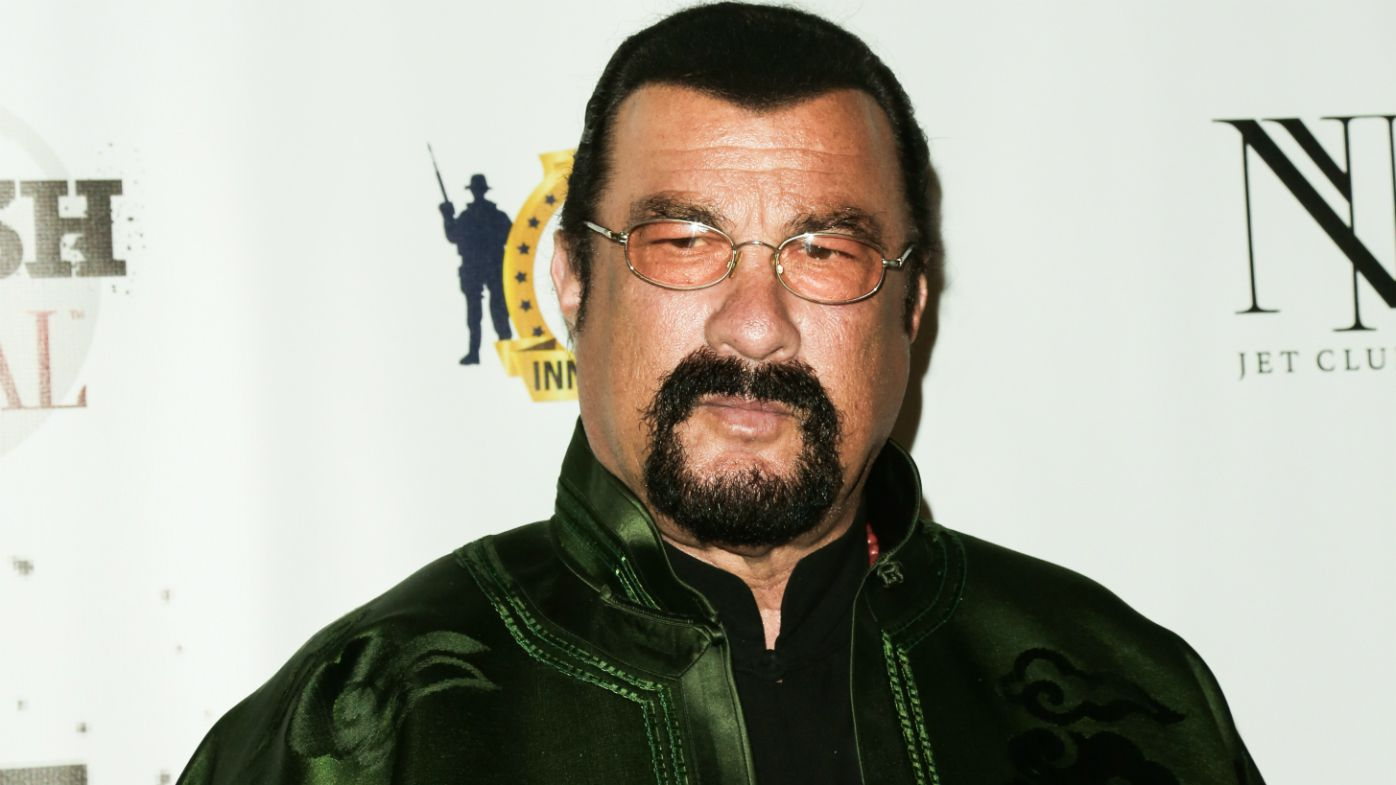 Steven Seagal Under LAPD Investigtion For Alleged 2005 Sexual Assault