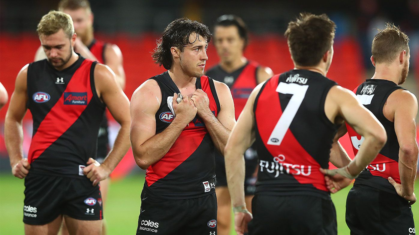 Andrew McGrath Essendon