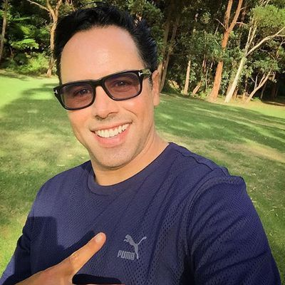 "<strong>Ricardo Riskalla, founder of&nbsp;<a href=""http://www.rawfit.com.au/#/home"">RawFit</a></strong>"