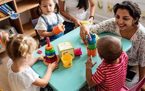 Kindergarten to be free in Victoria in 2021 under major funding boost