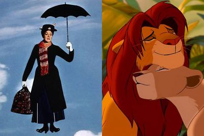 His favourite movies are <i>Mary Poppins</i> and <i>The Lion King</i>. Young at heart... Tick!<br/>