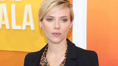 Scarlett Johansson in <em>Ghost in the Shell</em>