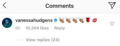 Miley Cyrus, split, statement, celebrities comment, Vanessa Hudgens