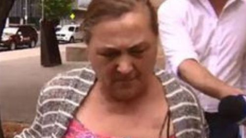 Margaret Archer pleaded guilty to assisting her killer son. (9NEWS)