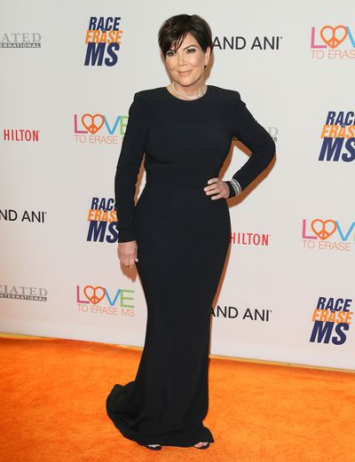 <p>Her daughters regularly&nbsp;break the internet but Kris Jenner, 61, has a confident approach to dressing that matches her business&nbsp;acumen.</p>