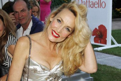"In 2005, the love rat was linked to...Jerry Hall?! <br/><br/>After flirting with the leggy supermodel on Graham Norton's BBC Chat show, an onlooker said: ""They were chatting for an hour and a half in the green room. They swapped numbers and Jerry kept saying 'make sure you call me'. But then they left the studios in the same car."" <br/><br/>Wonder what happened next? <br/><br/>Source: Splash"