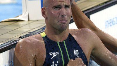 Athens 2004: Grant Hackett, 1500m freestyle
