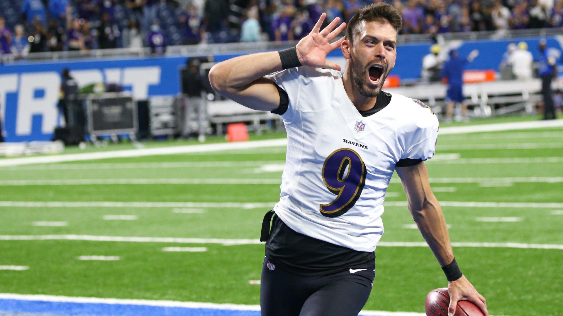 Justin Tucker breaks NFL record for longest-ever field goal in absurd game-winning play