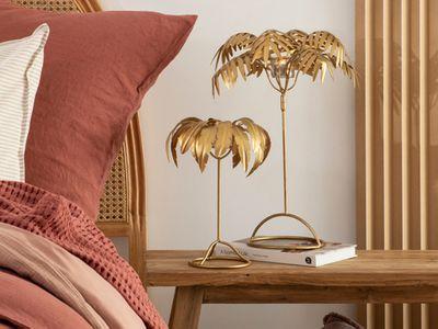 Havana Palm Tree Candle Holder — Pillow Talk