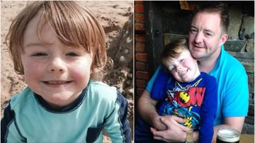 'I feel empty': Father devastated by son's death