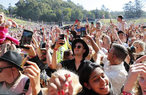 Over 35,000 people are expected at Splendour in the Grass this weekend as the NSW Coroner in charge of the music festival deaths inquest oversees a pill-testing trial at the event.
