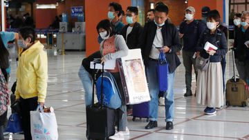 Australian travel warnings raised for China amid coronavirus outbreak