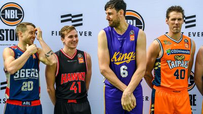 Adelaide 36ers, Illawarra Hawks, Sydney Kings center  and Cairns Taipans