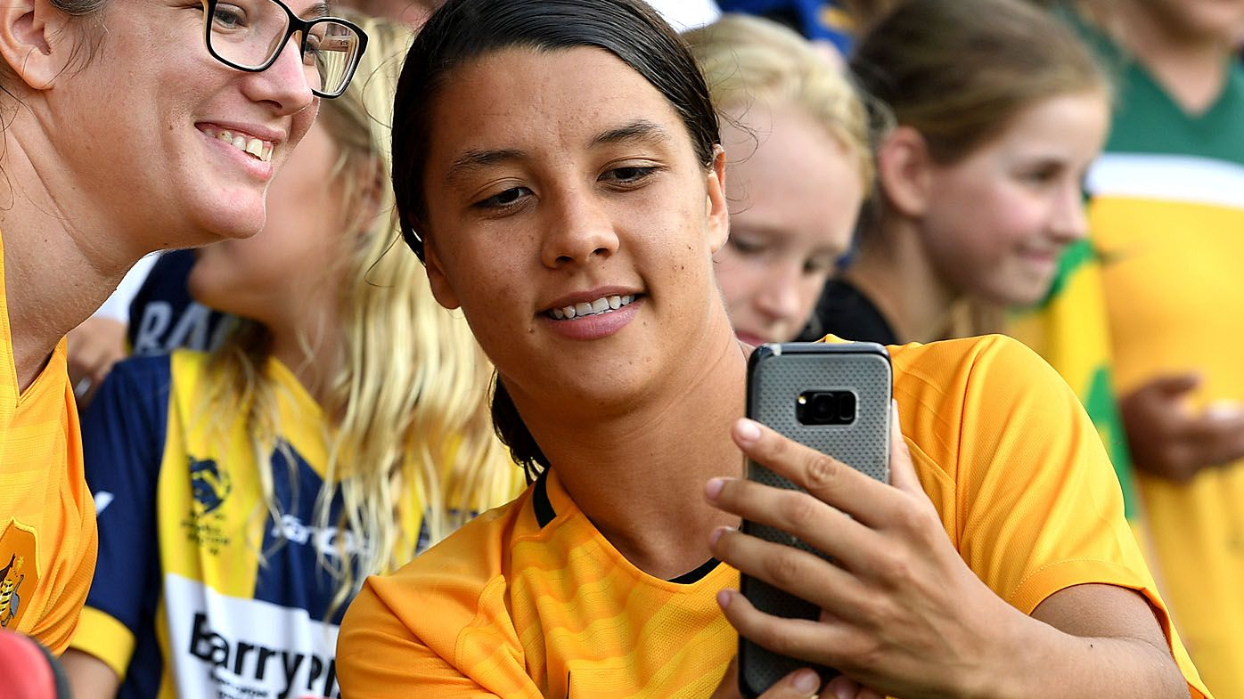 Sam Kerr, Alen Stajcic shortlisted for FIFA awards