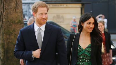 Harry and Meghan's International Women's Day pledge, 2021