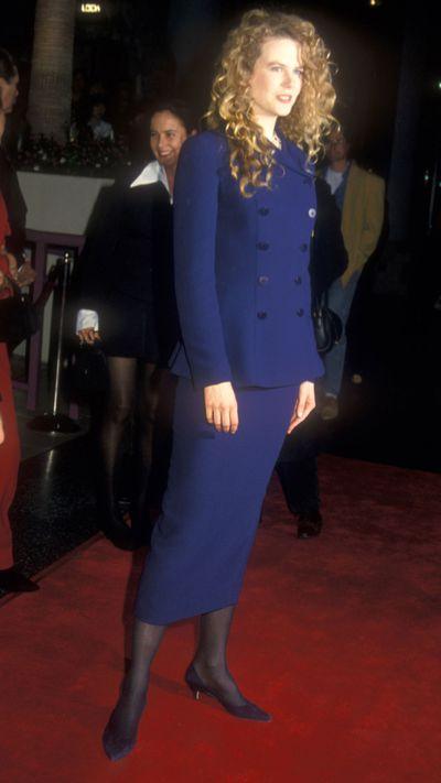 Nicole Kidman: Then...