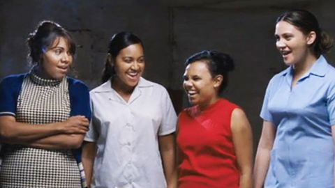 World exclusive clip: Jessica Mauboy and <i>Sapphires</i> girls sing it with soul