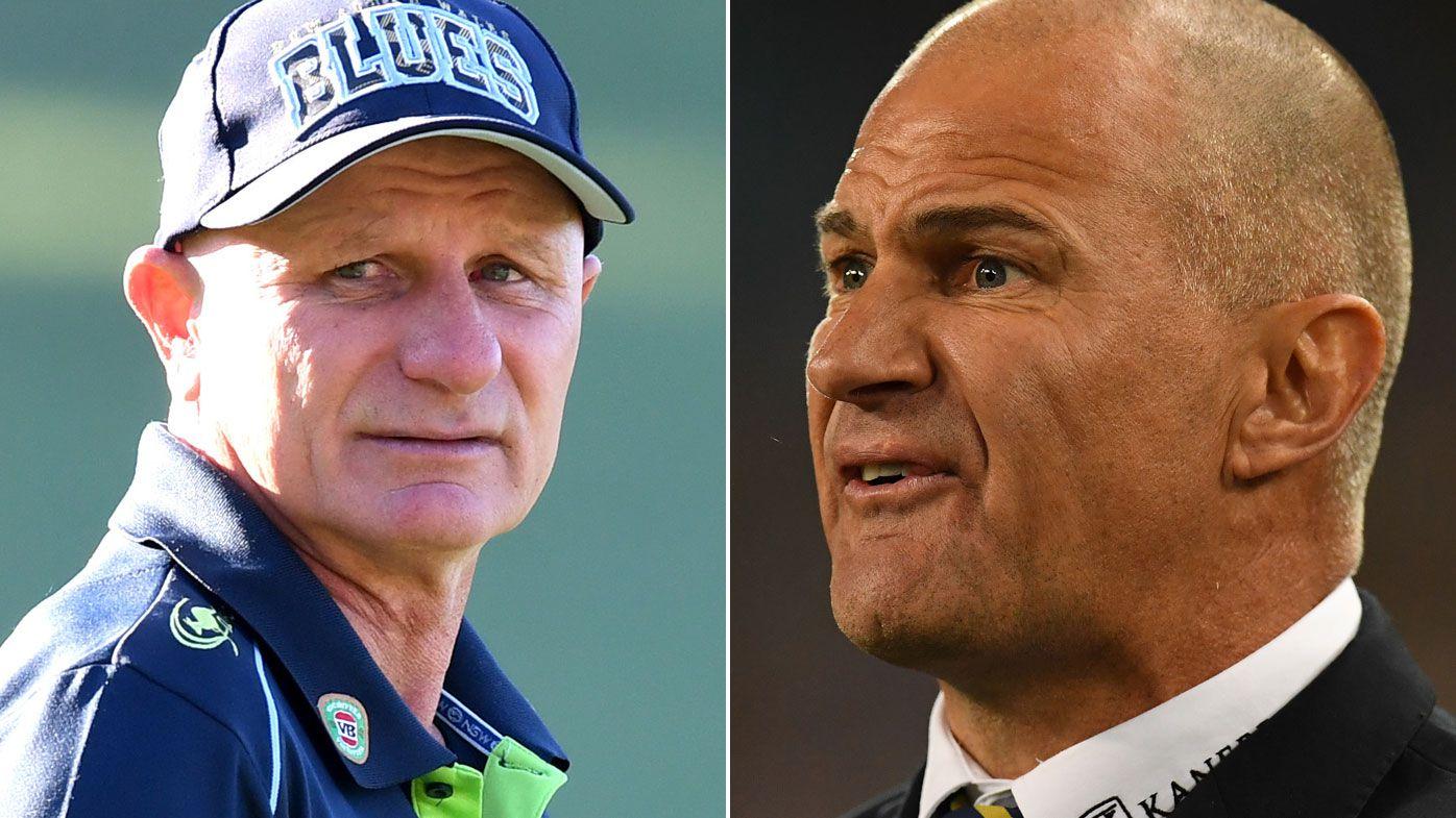NRL news: Parramatta Eels big men brush aside Sterling comments