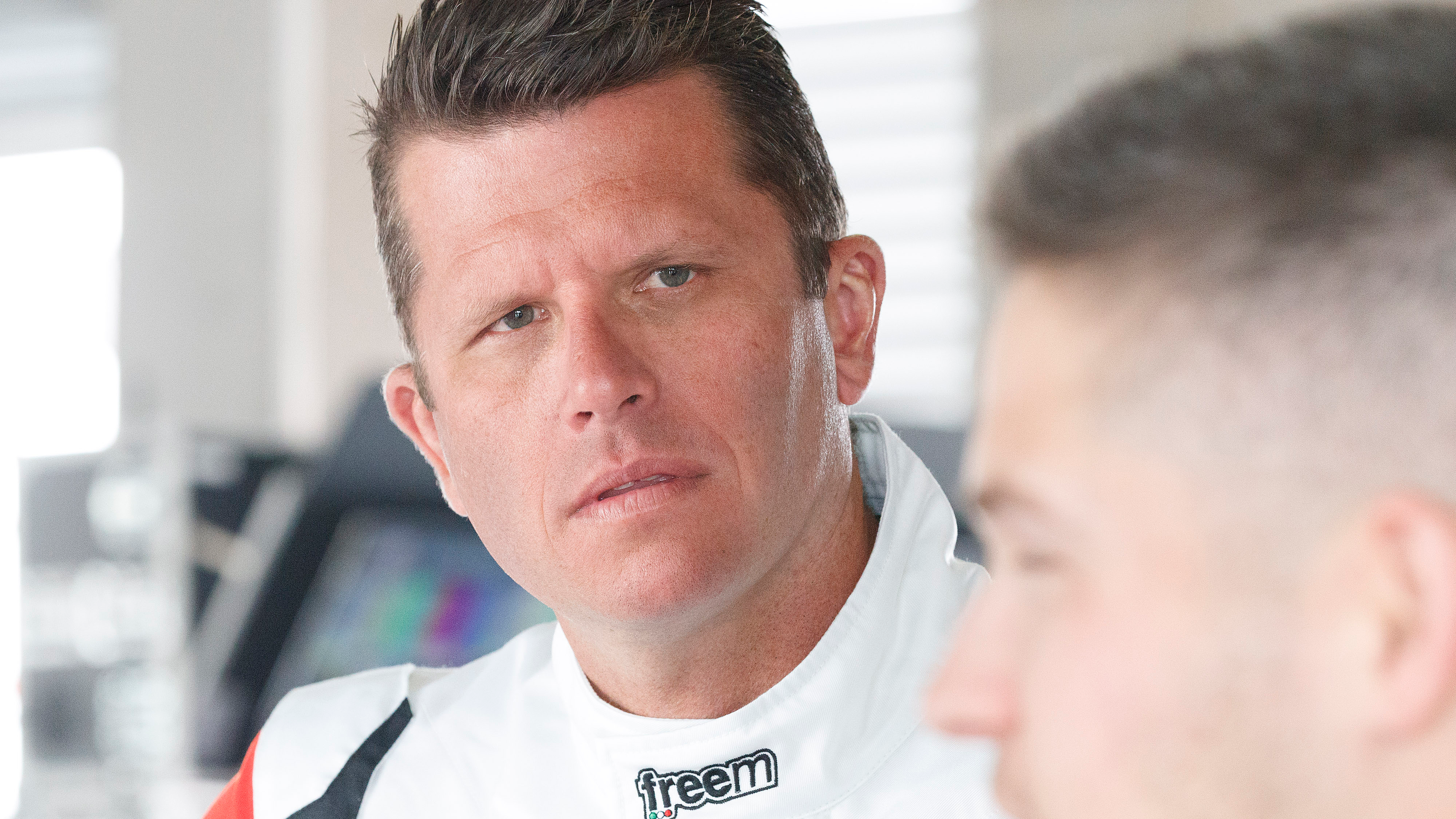 Exclusive: Garth Tander comes to terms with sudden V8 Supercars axing as wife turns rival