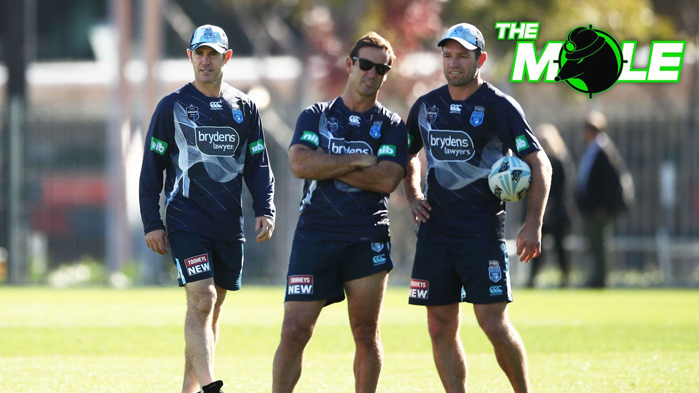 The Mole: Dragons sign Blues assistant Luke Phillips