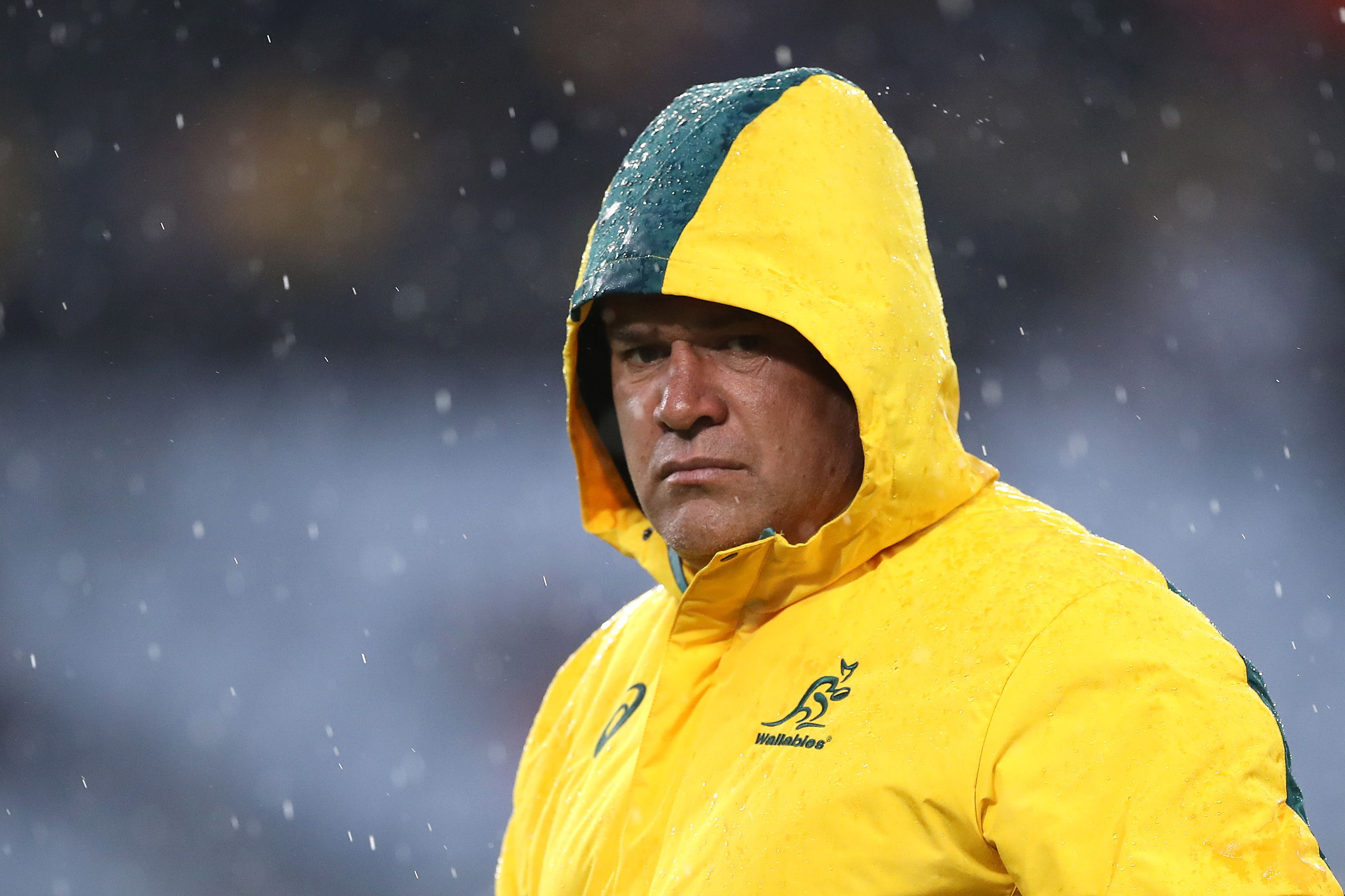 Wallabies coach Dave Rennie demands 'dark side' from players after Super Rugby shortcomings