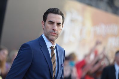 Sacha Baron Cohen says he handed Who Is America interview over to FBI.