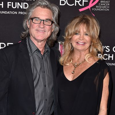 Kurt Russell and Goldie Hawn: Together since 1983