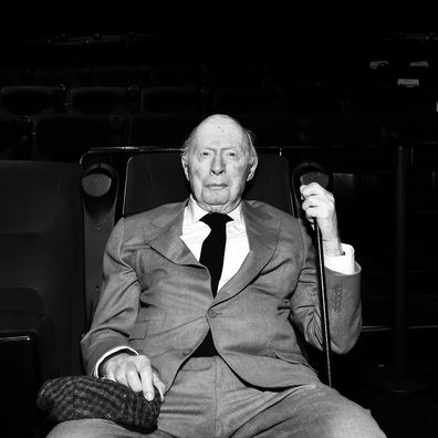 Special Guest Norman Lloyd attends the screening of 'Blood Money' at the 2019 TCM 10th Annual Classic Film Festival on April 13, 2019 in Hollywood, California.