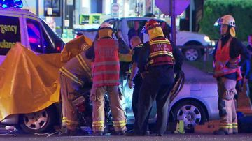 Two dead in Adelaide crash