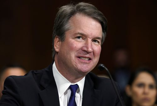 A report has been handed in by the FBI on Brett Kavanaugh and allegations against him.