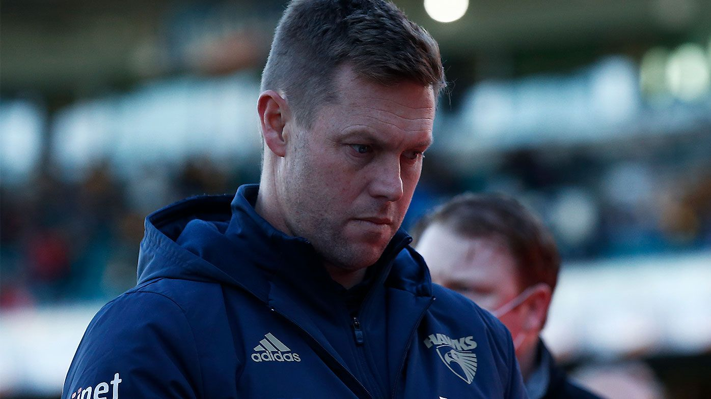 Sam Mitchell's failed trade gamble leaves Hawthorn with more questions than answers: AFL trade period grades