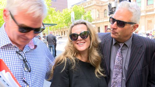 Kathy Jackson fights union theft charges